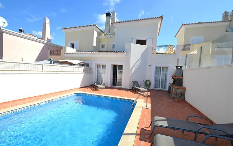 Magnifica Piscina Algarve-Faro Loulé vivenda - Piscina