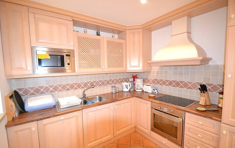Magnifica Cozinha Algarve-Faro Loulé vivenda - Cozinha