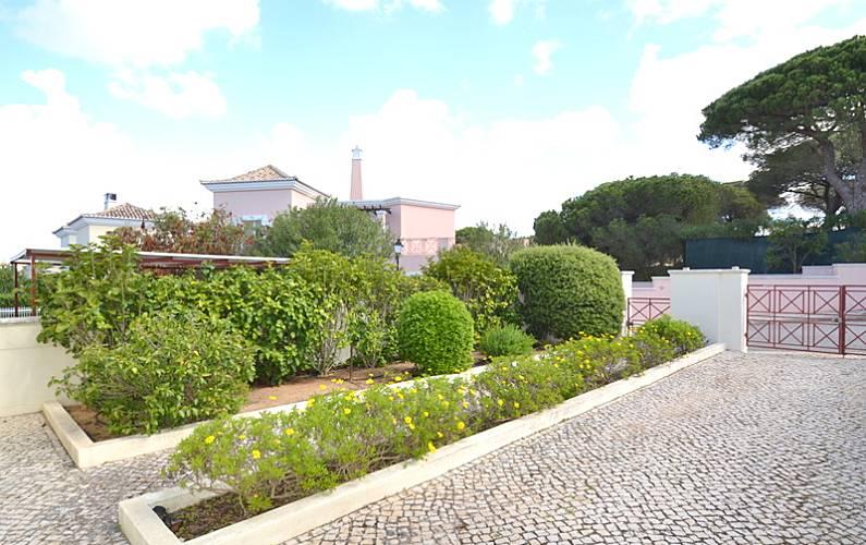 Magnifica Jardim Algarve-Faro Loulé vivenda - Jardim