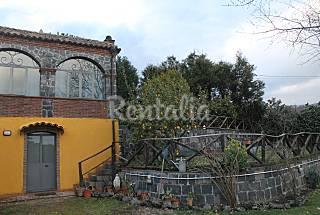 Villa for rent in Milo Catania