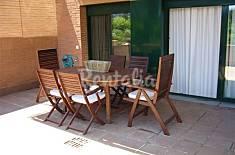 Apartamento para 6 personas con piscina comuni. Girona/Gerona