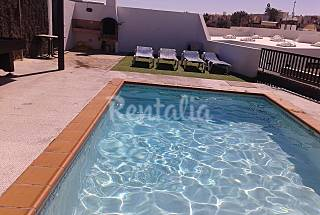 Villa for 4-6 people only 150 meters from the beach Lanzarote