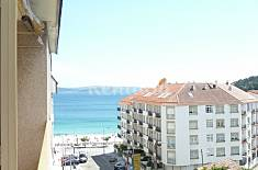 Apartment for 5 people only 50 meters from the beach Pontevedra