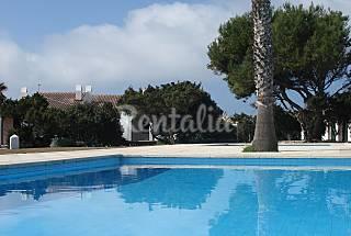 Casa de 2 habitaciones a 100 m de la playa Menorca