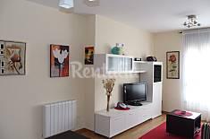 Apartamento para 4 personas a 700 m de la playa Asturias