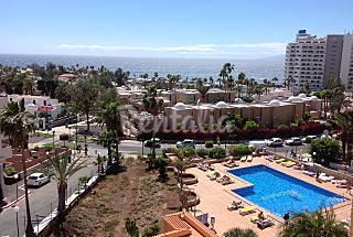 Apartamento para 3 personas a 100 m de la playa Tenerife