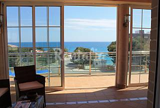 Apartment 7 people only 100 meters from the beach Tarragona