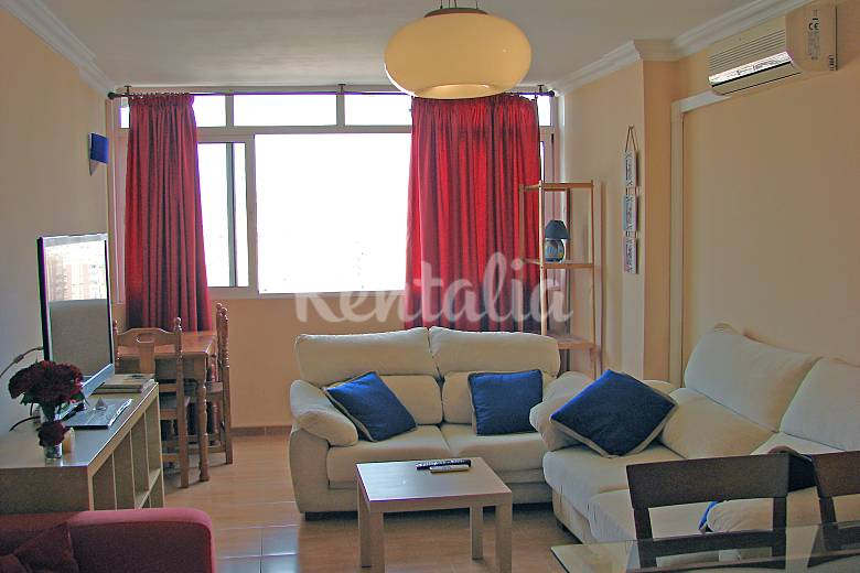 Apartment with 3 bedrooms in Malaga Málaga