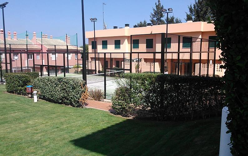 Maison de 2 chambres 800 m de la plage islantilla i - Rentalia islantilla ...