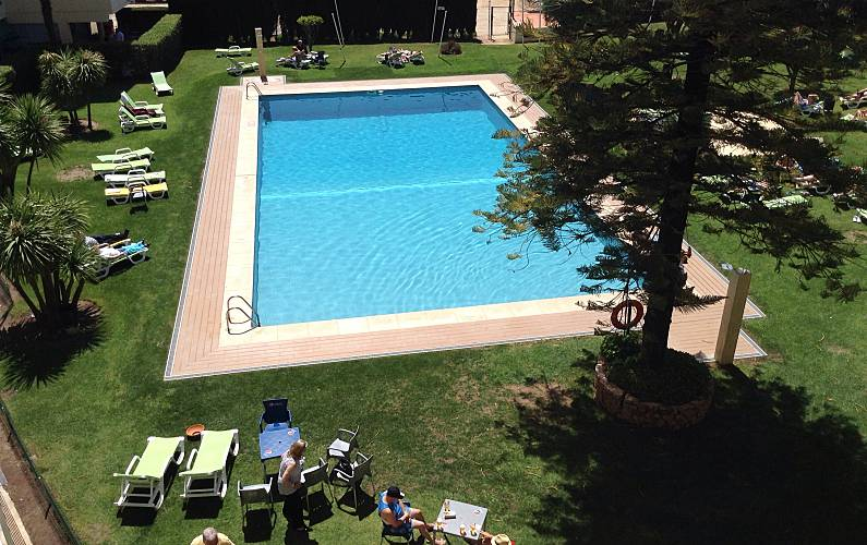 T1 Vistas da casa Algarve-Faro Loulé Apartamento - Vistas da casa