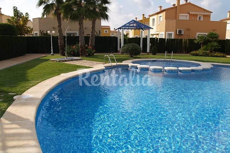 Casa en alquiler a 600 m de la playa oliva playa oliva valencia - Alquiler de apartamentos en oliva playa ...