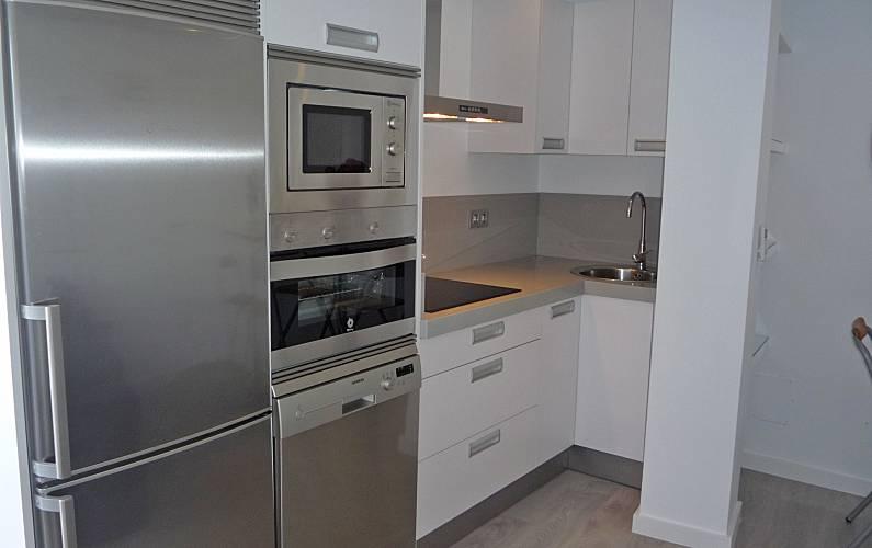 Penthouse, Cozinha Cádis Conil de la Frontera Apartamento - Cozinha