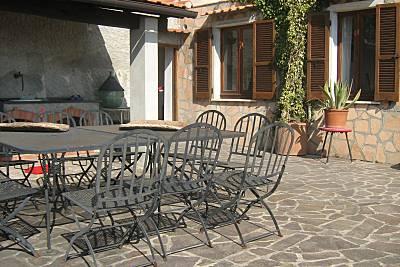 Villa per 4-6 persone a 3 km dalla spiaggia Savona