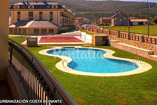 Apartment for rent 2 km from the beach Lugo