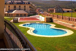 Appartement en location à 2 km de la plage Lugo