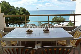 Apartment for rent in 1st line of beach. Tarragona