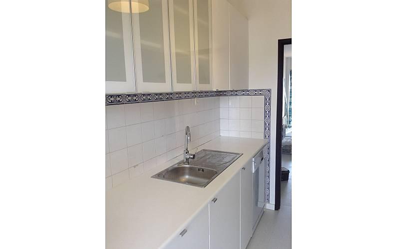 T1 Cozinha Algarve-Faro Loulé Apartamento - Cozinha