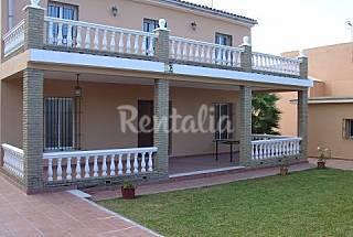 Villa de 3 habitaciones a 1000 m de la playa Cádiz
