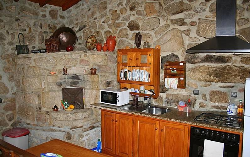 Casa Cozinha Braga Amares Casa rural - Cozinha