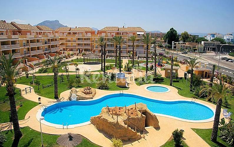 Apartment near the beach wifi pools air cond. Alicante - Outdoors