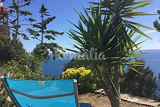 Apartamento  2-3 personas con vista del mar Girona/Gerona