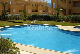 Casa de 3 habitaciones en campo de golf Almería