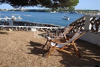 Casa en alquiler en 1ª línea de playa Menorca