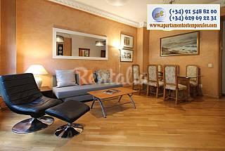 Trois chambres de luxe gutenberg decó Madrid