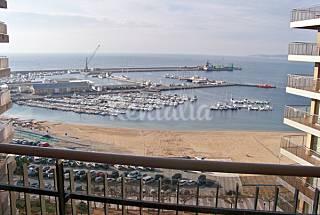 Appartement voor 4-5 personen op het strand Gerona