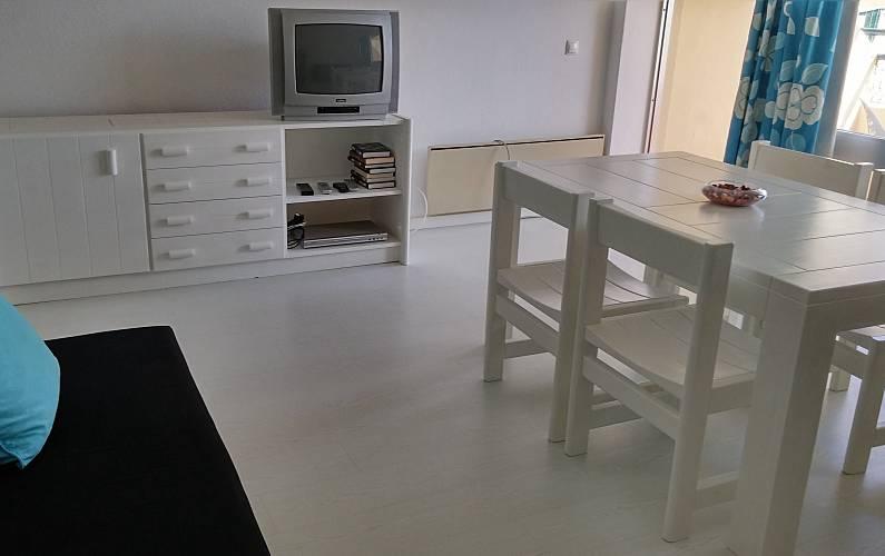 T1 Sala Algarve-Faro Loulé Apartamento - Sala