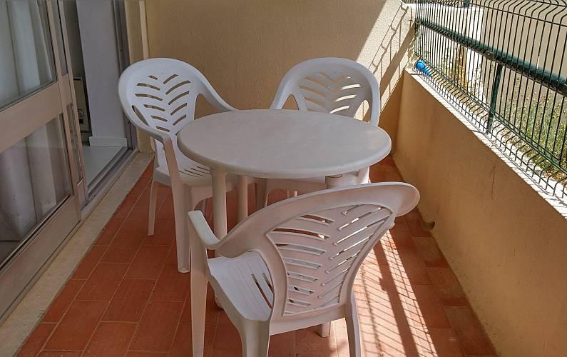 Apartment Terrace Algarve-Faro Loulé Apartment - Terrace