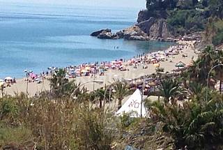 House with 2 bedrooms only 150 meters from the beach Málaga