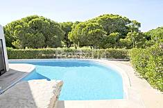 House for 6 people 2.1 km from the beach Algarve-Faro