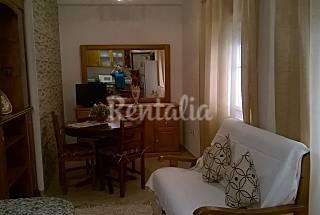 Apartamento para 2-3 personas en 1ª línea de playa Leiria
