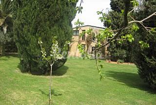 En Costa Brava villa para 4 personas más 3 extras Girona/Gerona