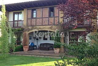 The Willow House .Villa per 6 persone a 500 metri  Cantabria