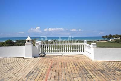 5 Casas para 4-6 pessoas a 100 m da praia Cádis