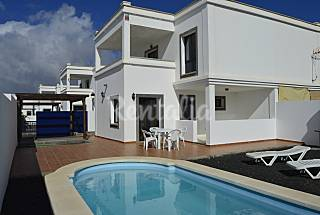Villa for 4 people only 300 meters from the beach Lanzarote
