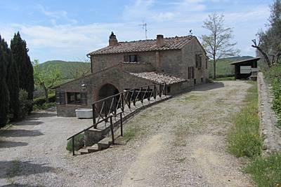 Villa para 10-13 personas con jardín privado Siena