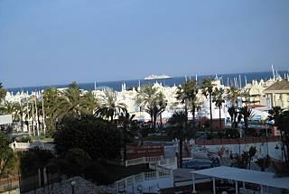 Apartamento de 2 habitaciones a 100 m de la playa Málaga