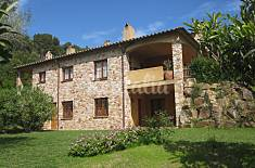 House for rent 3 km from the beach Girona