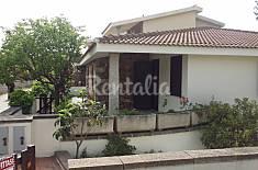 Casa de 2 habitaciones a 400 m de la playa Olbia-Tempio
