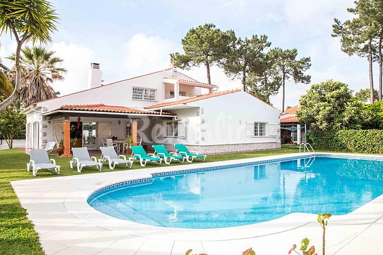 Villa piscina spiagge lisbona corroios seixal - Piscine gia pronte prezzi ...