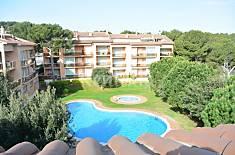 Apartamento de 3 habitaciones a 900 m de la playa Girona/Gerona