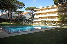 Apto. para 6 personas en frente del Golf, Pals Girona/Gerona