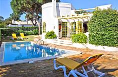 House for rent 2.6 km from the beach Algarve-Faro