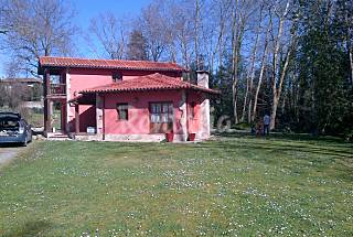 Villa with 3 bedrooms 2.5 km from the beach Asturias