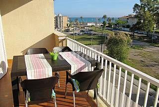 Apartamento a 200 m. playa cerca de Barcelona  Barcelona