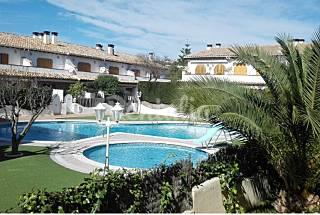 Casa de 4 habitaciones a 50m de la playa Tarragona