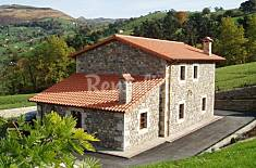 House for rent with private garden Cantabria